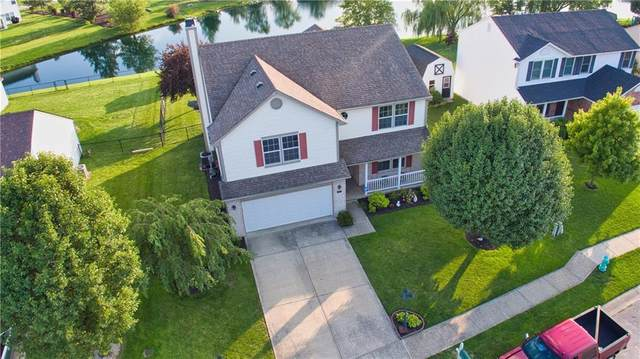 7241 Fields Drive, Indianapolis, IN 46239 (MLS #21728018) :: Mike Price Realty Team - RE/MAX Centerstone