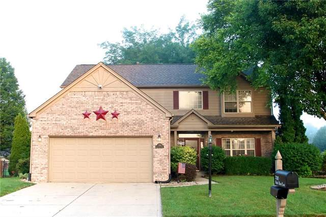 7810 Rock Rose Court, Indianapolis, IN 46237 (MLS #21728030) :: Anthony Robinson & AMR Real Estate Group LLC