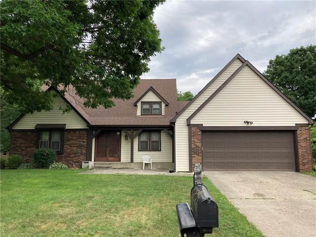 9257 Holyoke Court, Indianapolis, IN 46268 (MLS #21728034) :: Mike Price Realty Team - RE/MAX Centerstone