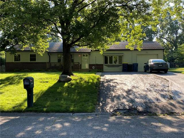 6611 Parker Lane, Indianapolis, IN 46220 (MLS #21728041) :: Mike Price Realty Team - RE/MAX Centerstone