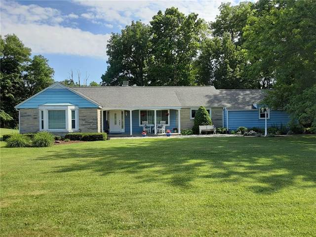 6407 E State Road 234, Ladoga, IN 47954 (MLS #21728061) :: Anthony Robinson & AMR Real Estate Group LLC