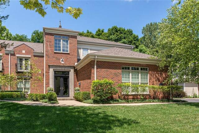 6450 #C Meridian Parkway C, Indianapolis, IN 46220 (MLS #21728064) :: Heard Real Estate Team | eXp Realty, LLC