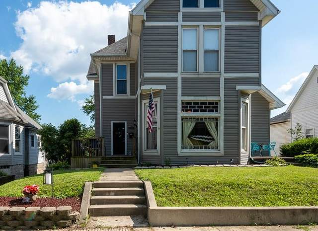 703 W Sycamore Street, Kokomo, IN 46901 (MLS #21728113) :: Richwine Elite Group