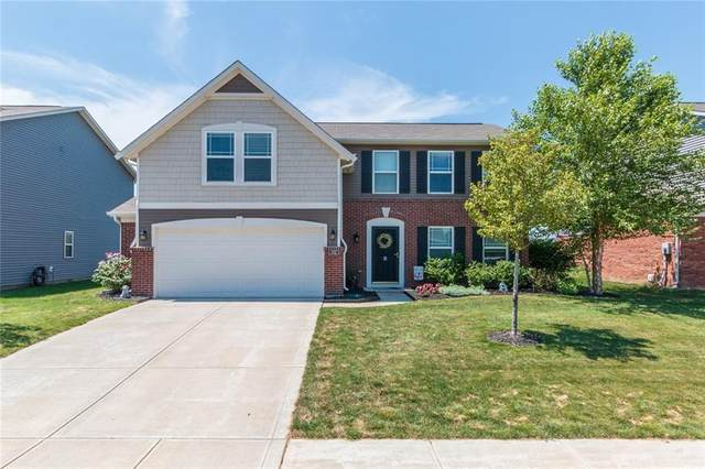 8742 N Dresden Drive, Mccordsville, IN 46055 (MLS #21728137) :: Mike Price Realty Team - RE/MAX Centerstone