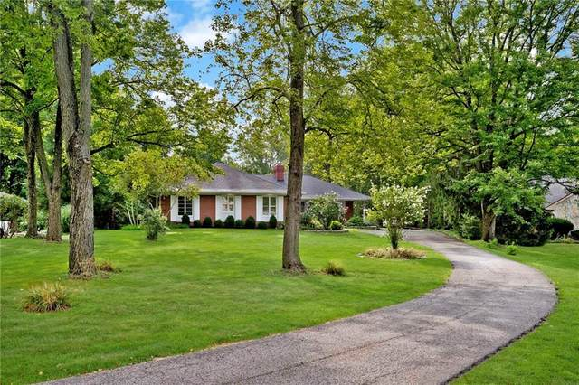 6245 Macatuck Drive, Indianapolis, IN 46220 (MLS #21728156) :: The ORR Home Selling Team
