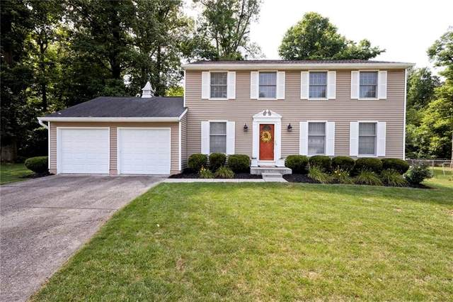 9004 Knights Court, Indianapolis, IN 46250 (MLS #21728162) :: Anthony Robinson & AMR Real Estate Group LLC