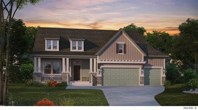 13736 Soundview Place, Carmel, IN 46032 (MLS #21728185) :: David Brenton's Team