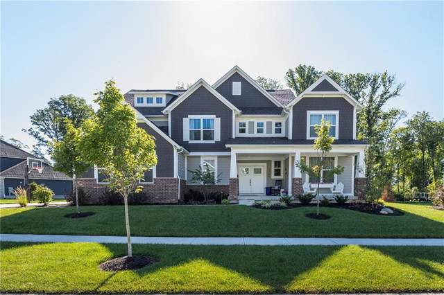 3465 Sugar Pine Lane, Zionsville, IN 46077 (MLS #21728191) :: Anthony Robinson & AMR Real Estate Group LLC