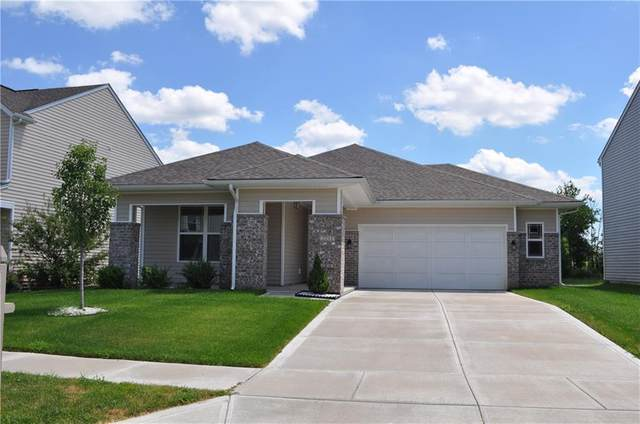 2211 Creek Bank Drive, Columbus, IN 47201 (MLS #21728207) :: Anthony Robinson & AMR Real Estate Group LLC