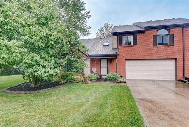 9332 Golden Oaks W, Indianapolis, IN 46260 (MLS #21728213) :: AR/haus Group Realty