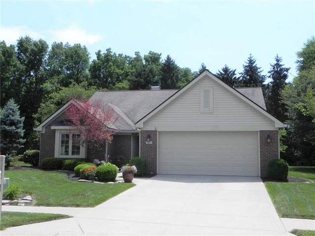 6273 Hanover Court, Fishers, IN 46038 (MLS #21728235) :: Anthony Robinson & AMR Real Estate Group LLC