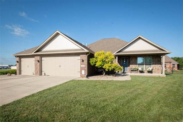 306 Gale Court, Danville, IN 46122 (MLS #21728252) :: Mike Price Realty Team - RE/MAX Centerstone