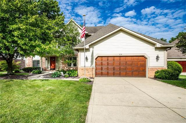 636 Bakeway Circle, Indianapolis, IN 46231 (MLS #21728280) :: Mike Price Realty Team - RE/MAX Centerstone