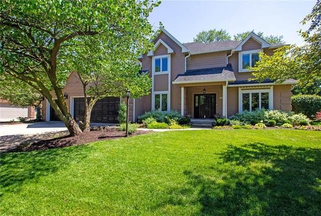 5079 Huntington Dr, Carmel, IN 46033 (MLS #21728287) :: Anthony Robinson & AMR Real Estate Group LLC