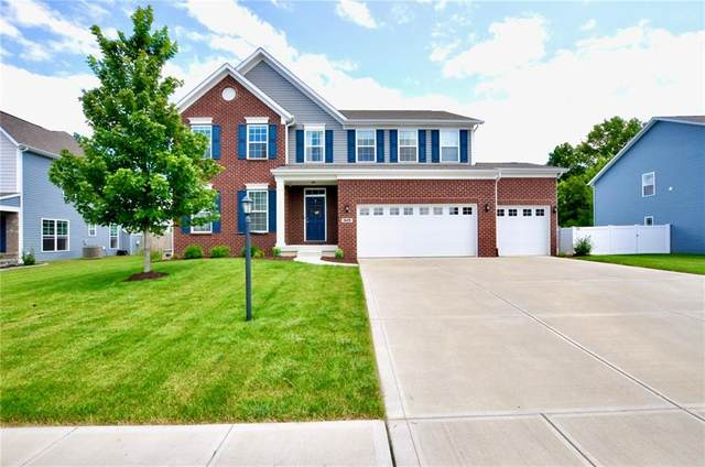 1629 Limerick Lane, Avon, IN 46123 (MLS #21728294) :: Anthony Robinson & AMR Real Estate Group LLC