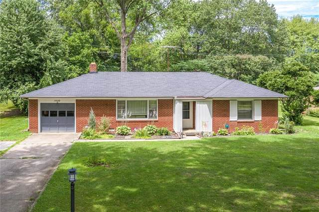 3322 Manor Road, Anderson, IN 46011 (MLS #21728295) :: The Evelo Team