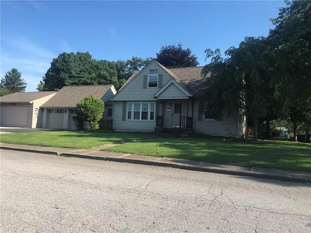 1101 E Loretta Drive, Indianapolis, IN 46227 (MLS #21728304) :: Mike Price Realty Team - RE/MAX Centerstone