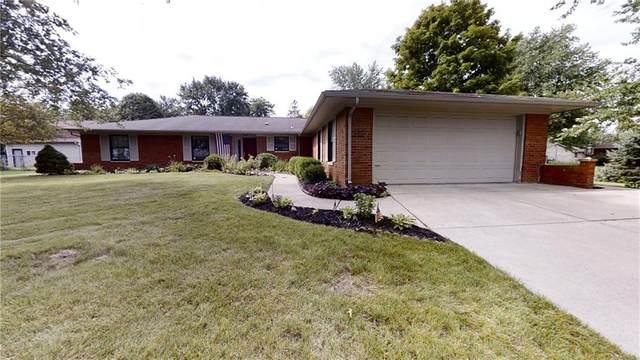 1509 Sandi Drive, Indianapolis, IN 46260 (MLS #21728323) :: David Brenton's Team