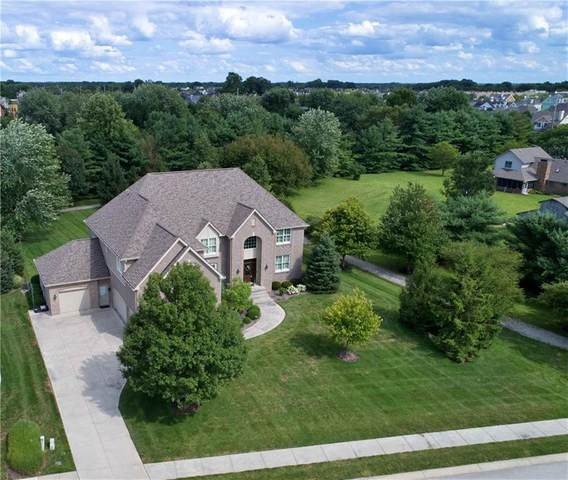 13191 Gatman Court, Carmel, IN 46032 (MLS #21728352) :: Mike Price Realty Team - RE/MAX Centerstone
