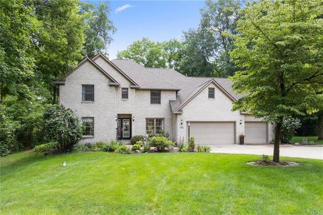1091 N Dogwood Way, Greenfield, IN 46140 (MLS #21728380) :: Mike Price Realty Team - RE/MAX Centerstone