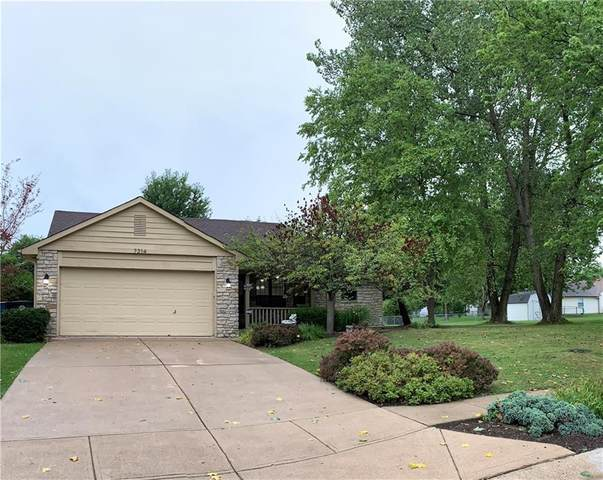7214 Yolanda Court, Indianapolis, IN 46236 (MLS #21728382) :: Mike Price Realty Team - RE/MAX Centerstone