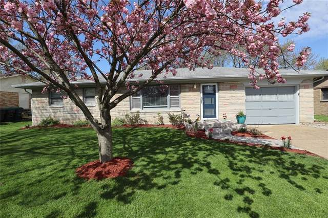 644 Sunset Boulevard, Greenwood, IN 46142 (MLS #21728402) :: Mike Price Realty Team - RE/MAX Centerstone