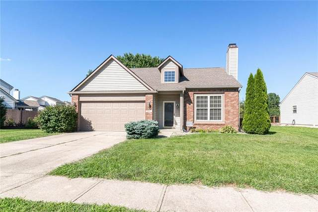 4894 Oakton Way, Greenwood, IN 46143 (MLS #21728404) :: Mike Price Realty Team - RE/MAX Centerstone