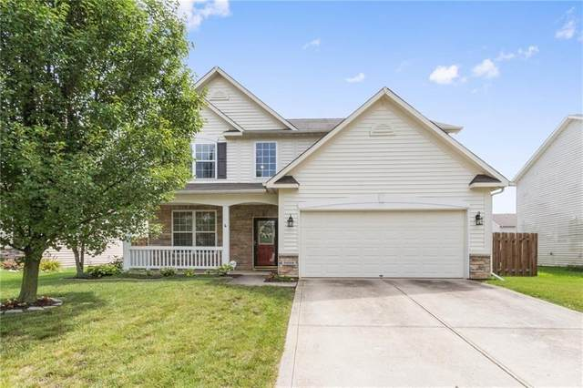 5659 James Blair Drive, Indianapolis, IN 46234 (MLS #21728411) :: Anthony Robinson & AMR Real Estate Group LLC