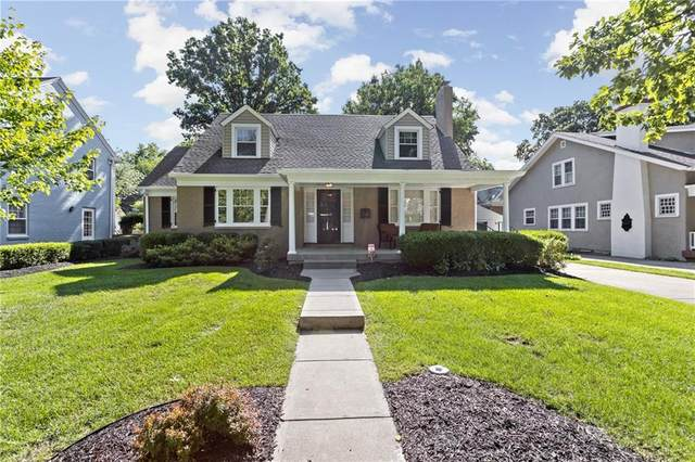 5217 N Delaware Street, Indianapolis, IN 46220 (MLS #21728422) :: Mike Price Realty Team - RE/MAX Centerstone