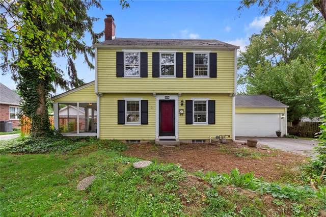 6165 Burlington Avenue, Indianapolis, IN 46220 (MLS #21728429) :: Mike Price Realty Team - RE/MAX Centerstone