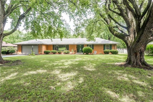 3316 Hawthorne Road, Anderson, IN 46011 (MLS #21728443) :: The Evelo Team