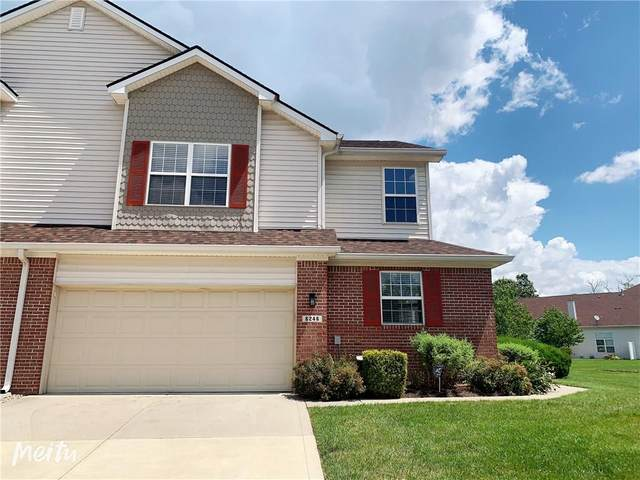 6246 Eller Creek Way, Fishers, IN 46038 (MLS #21728444) :: Your Journey Team