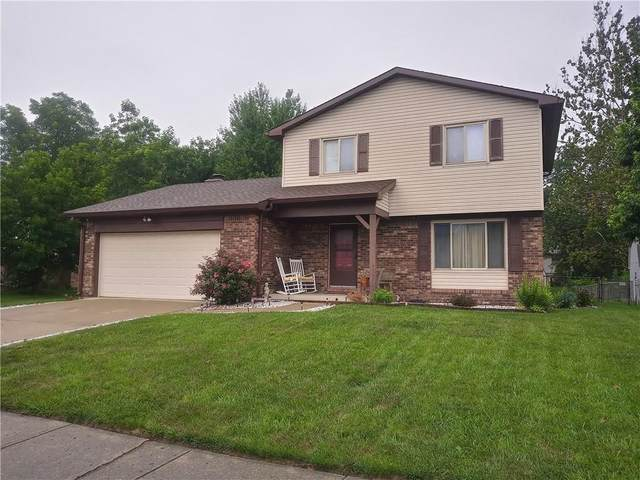 5334 Honey Comb Lane, Indianapolis, IN 46221 (MLS #21728447) :: Mike Price Realty Team - RE/MAX Centerstone