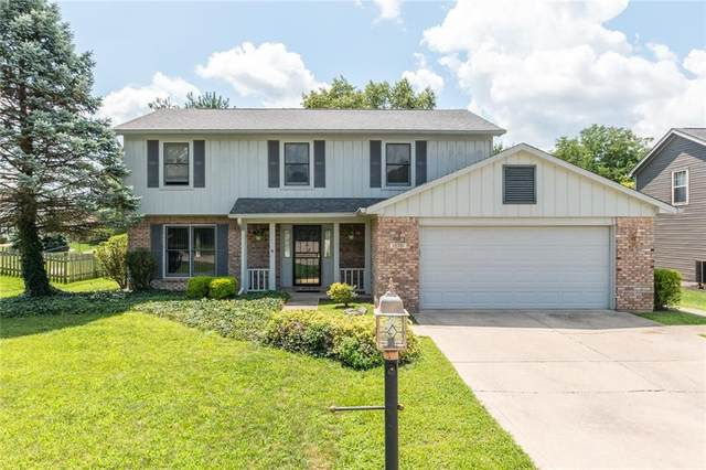 10701 Creekside Woods Drive, Indianapolis, IN 46239 (MLS #21728460) :: Richwine Elite Group