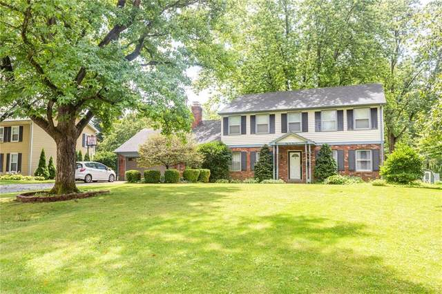 3141 Wayside, Anderson, IN 46011 (MLS #21728467) :: Anthony Robinson & AMR Real Estate Group LLC