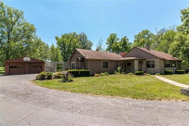 2911 E St Rd 28, Tipton, IN 46072 (MLS #21728474) :: Heard Real Estate Team | eXp Realty, LLC