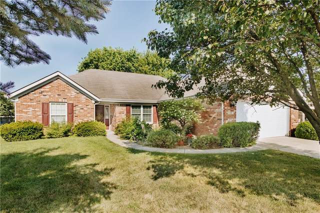 478 Founders Drive, Greenfield, IN 46140 (MLS #21728477) :: Anthony Robinson & AMR Real Estate Group LLC