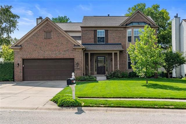 6178 Parrington Drive, Indianapolis, IN 46236 (MLS #21728493) :: AR/haus Group Realty