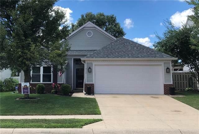 4958 Quail Ridge Lane, Indianapolis, IN 46254 (MLS #21728561) :: Anthony Robinson & AMR Real Estate Group LLC
