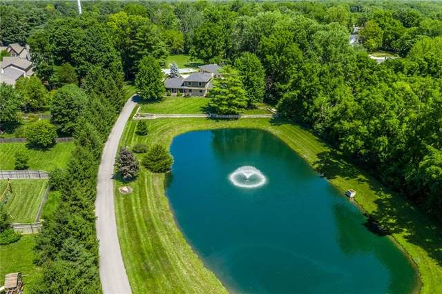 720 Bloor Lane, Zionsville, IN 46077 (MLS #21728563) :: Dean Wagner Realtors