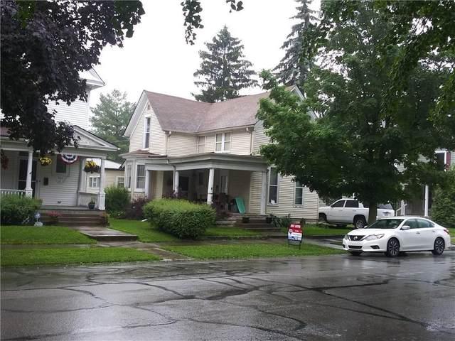 507 N Morgan Street, Rushville, IN 46173 (MLS #21728569) :: Heard Real Estate Team   eXp Realty, LLC