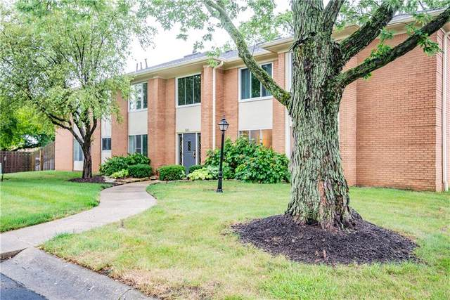 589-B Hunters Drive E B, Carmel, IN 46032 (MLS #21728570) :: Mike Price Realty Team - RE/MAX Centerstone
