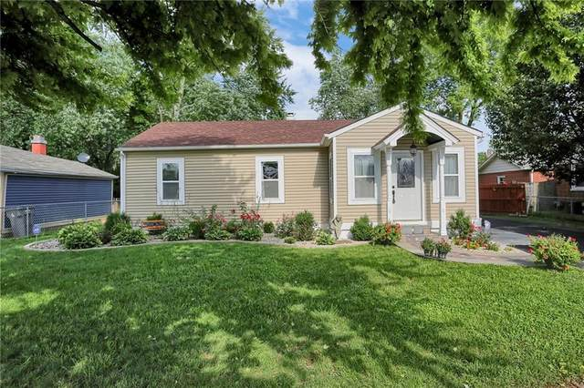 2313 N Ritter Avenue, Indianapolis, IN 46218 (MLS #21728575) :: Mike Price Realty Team - RE/MAX Centerstone