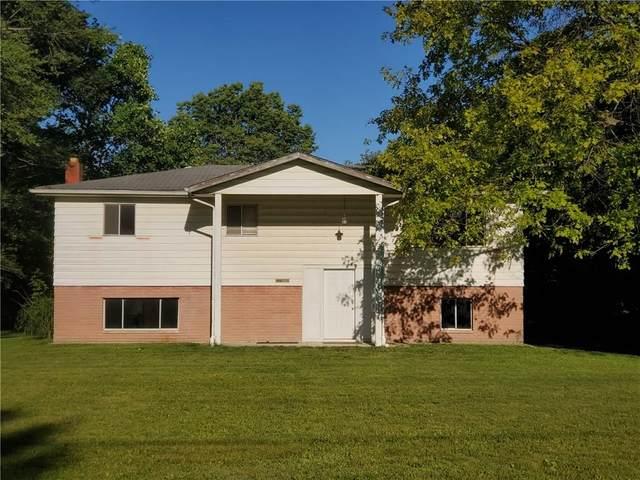 5390 N Co Rd 600 East, Brownsburg, IN 46112 (MLS #21728591) :: Heard Real Estate Team   eXp Realty, LLC