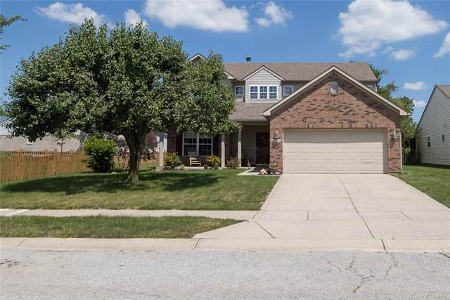 6536 Southern Ridge Drive, Indianapolis, IN 46237 (MLS #21728639) :: Dean Wagner Realtors