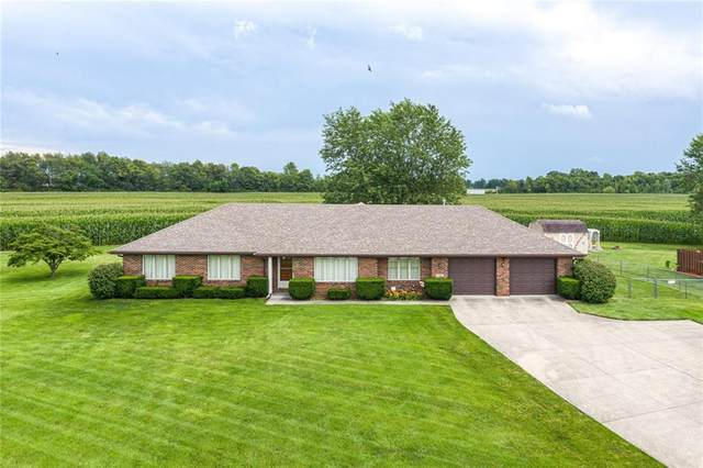 5194 S 100 E, Anderson, IN 46013 (MLS #21728643) :: Mike Price Realty Team - RE/MAX Centerstone