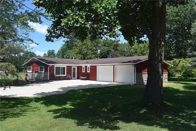 7480 E County Road 800 N, Brownsburg, IN 46112 (MLS #21728648) :: Heard Real Estate Team   eXp Realty, LLC