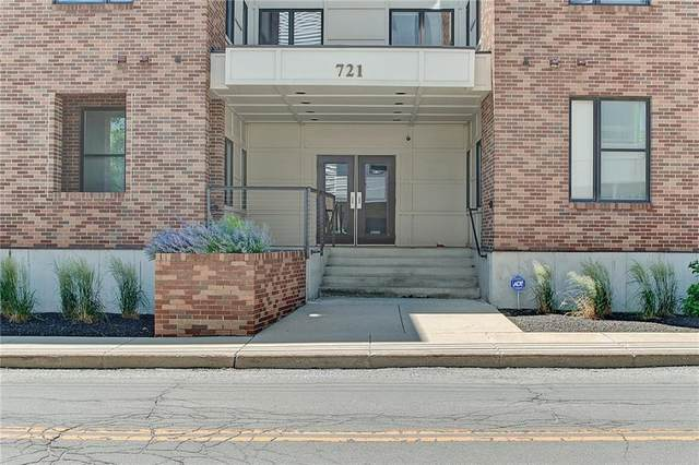 721 E North Street 4D, Indianapolis, IN 46202 (MLS #21728665) :: The Evelo Team