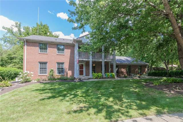 1418 Cool Creek Drive, Carmel, IN 46033 (MLS #21728678) :: Anthony Robinson & AMR Real Estate Group LLC