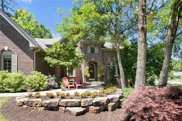 8836 Key Harbour Drive, Indianapolis, IN 46236 (MLS #21728680) :: Mike Price Realty Team - RE/MAX Centerstone